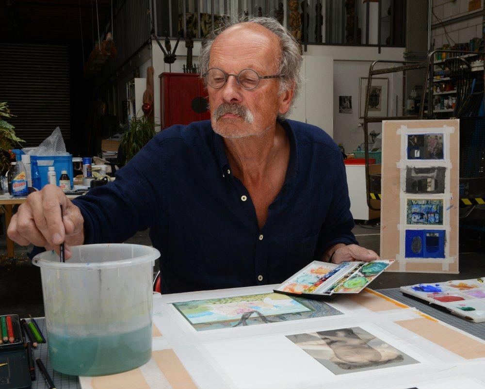 Michel van Overbeeke